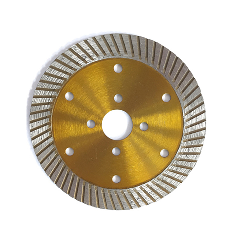 Turbo saw blade