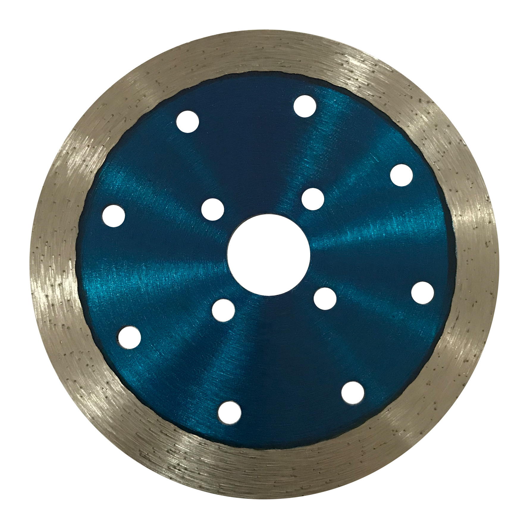 Diamond wet saw blade