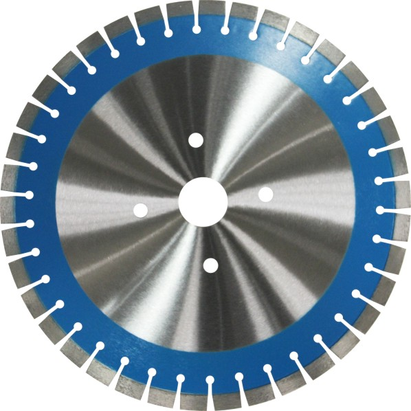 Saw blade for concrete