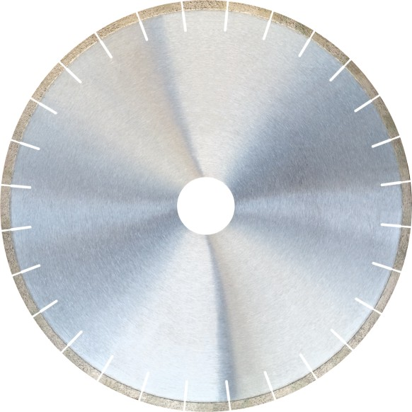 Saw blade for granite