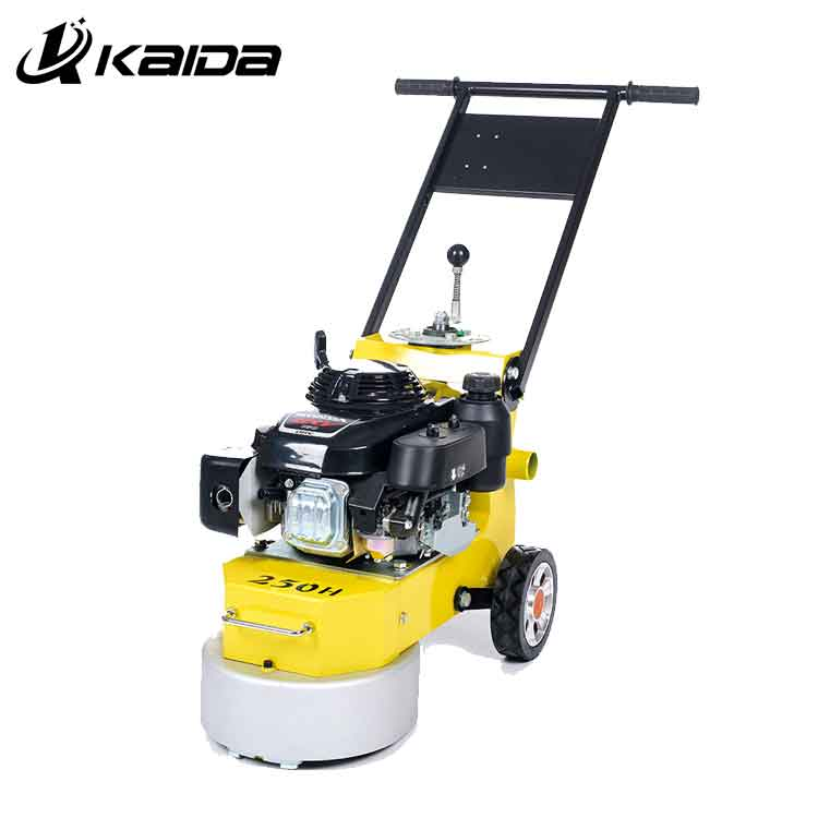 KD-250H gasoline engine edge concrete grinding